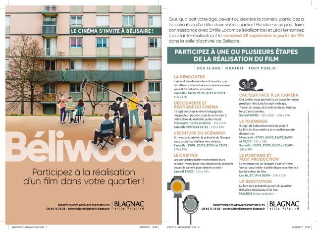 Flyer Béliwood complet